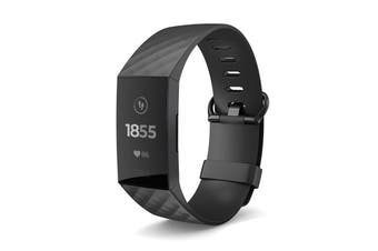 Fitbit Charge 3 (Black, Graphite Aluminium)
