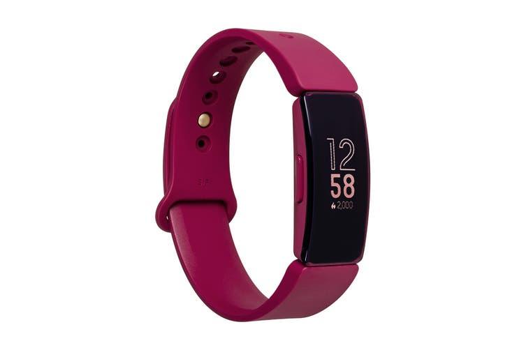 Fitbit Inspire (Sangria)