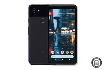 Google Pixel 2 XL Refurbished (64GB, Just Black) - AB Grade