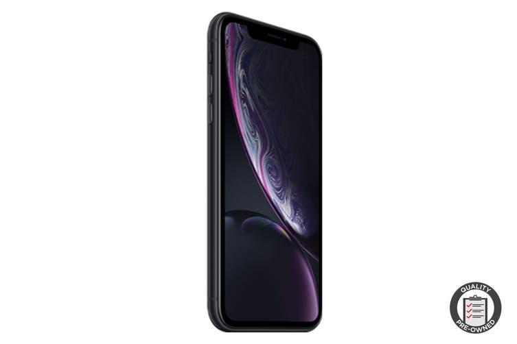 Apple iPhone XR Refurbished (128GB, Black) - A Grade
