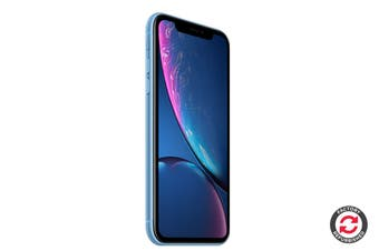 Apple iPhone XR Refurbished (64GB, Blue) - A Grade