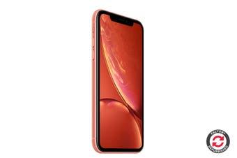 Apple iPhone XR Refurbished (64GB, Coral) - A Grade