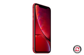 Apple iPhone XR Refurbished (128GB, (PRODUCT)RED) - A Grade