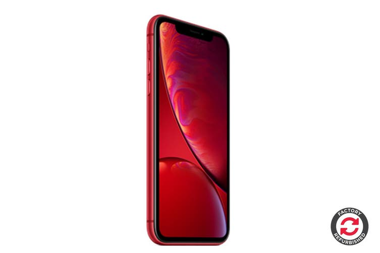 Apple iPhone XR Refurbished (64GB, (PRODUCT)RED) - A Grade