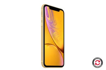 Apple iPhone XR Refurbished (64GB, Yellow) - A Grade