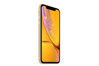 Apple iPhone XR (Yellow)