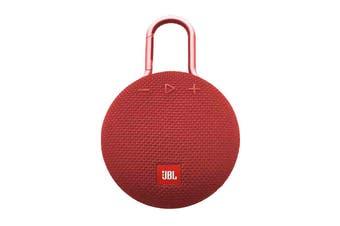 JBL Clip 3 (Red)