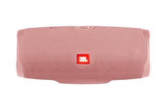 JBL Charge 4 Portable Bluetooth Speaker (Pink)