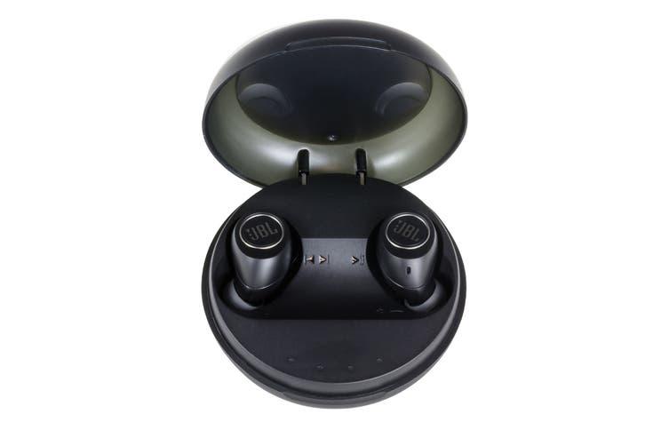 JBL Free X Wireless In-ear Headphones (Black)