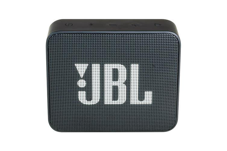 JBL GO 2 Portable Bluetooth Speaker (Midnight Black)