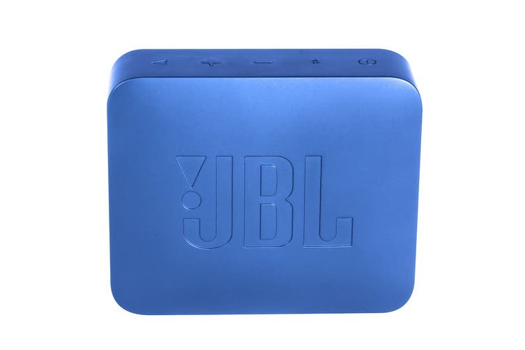 JBL GO 2 Portable Bluetooth Speaker (Deep Blue)