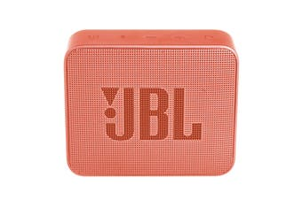 JBL GO 2 Portable Bluetooth Speaker (Cinamon)