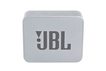 JBL GO 2 Portable Bluetooth Speaker (Ash Grey)