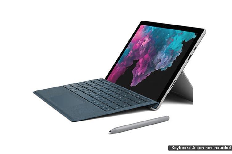 Microsoft Surface Pro 6 (i7, 8GB RAM, 256GB SSD, Platinum) - AU/NZ Model