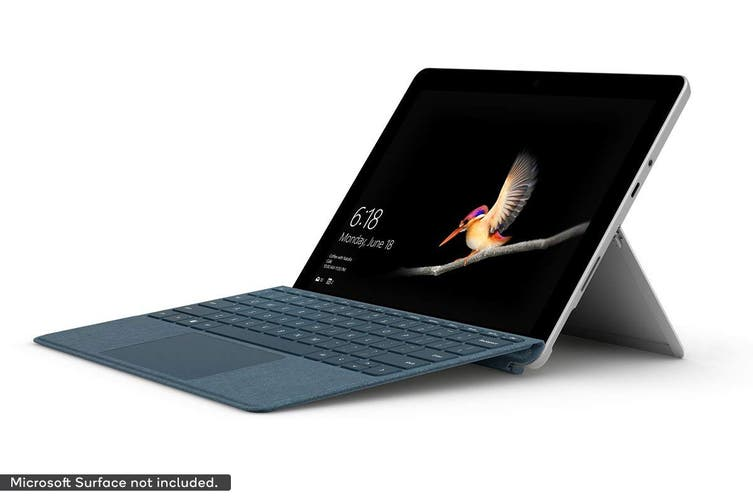Microsoft Surface Go Signature Type Cover (Cobalt Blue)