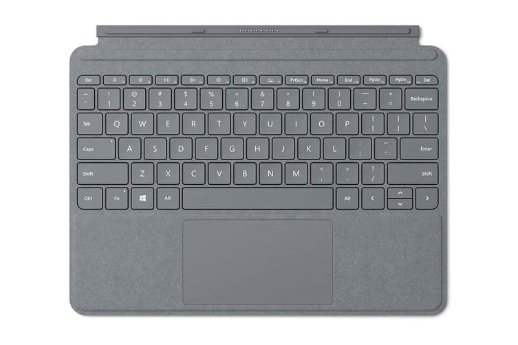Microsoft Surface Go Signature Type Cover (Platinum)