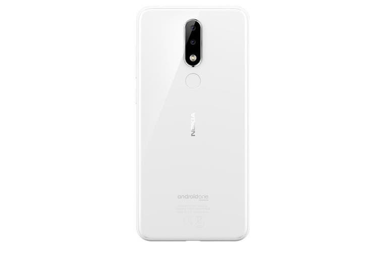 Nokia 5.1 Plus Dual SIM (32GB, Glacier White)