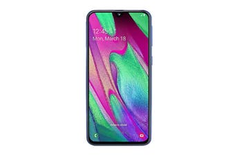 Samsung Galaxy A40 Dual SIM (64GB, Blue)