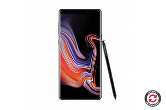 Samsung Galaxy Note9 Refurbished (128GB, Midnight Black) - A Grade