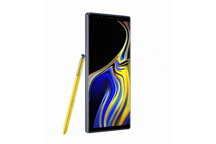 Samsung Galaxy Note9 Refurbished (128GB, Ocean Blue) - A Grade