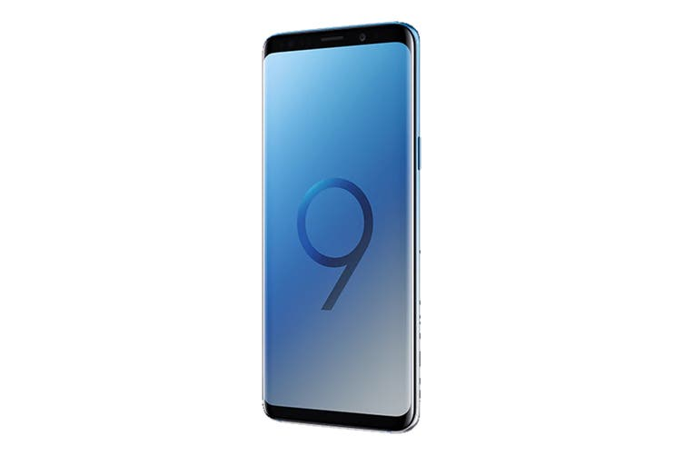 Samsung Galaxy S9 Dual SIM (64GB, Polaris Blue)