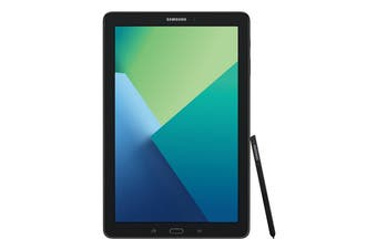 "Samsung Galaxy Tab A with S-Pen 10.1"" P585 (16GB, Cellular, Black)"