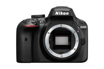 Nikon D3400 DSLR Camera (Body Only)