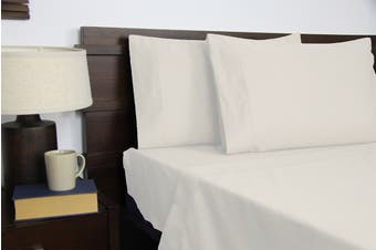 Apartmento Micro Flannel Sheet Set (Snow)