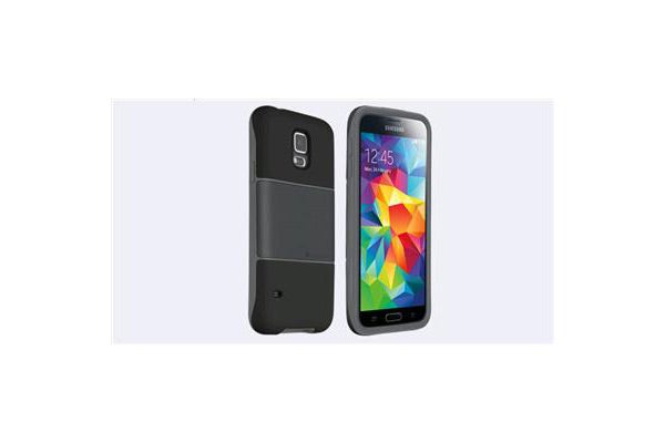 Cases - Logitech Samsung S5 Protection+  -  Black