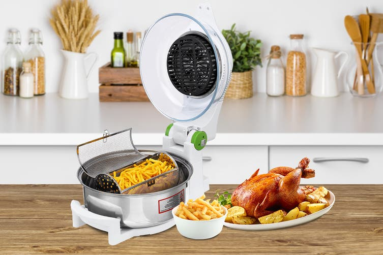 Kogan 12L Rotary Air Fryer