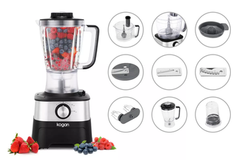 Kogan 9-in-1 1000W Multi Food Processor