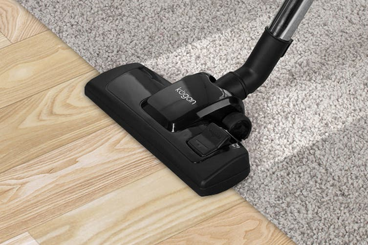 Kogan Mighty 2200W Cyclonic Vacuum Cleaner With Turbo Brush