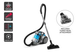 Kogan Mighty 2200W Cyclonic Vacuum Cleaner With Turbo Brush