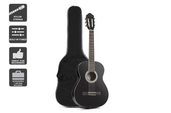 "Royale 3/4 Size 36"" Classical Guitar (Black)"