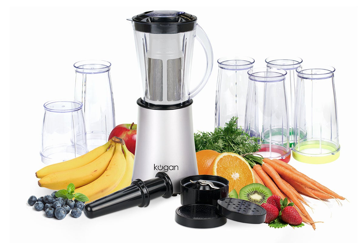 Food Preparation - Kogan Nutrition Bullet Blender Plus