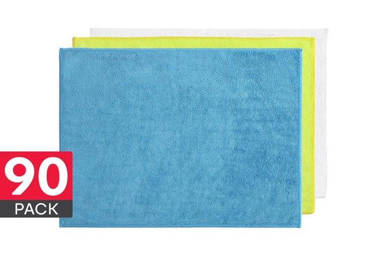 Microfibre Washcloths (90 Pack)