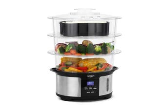 Kogan Ultra Compact Food Steamer