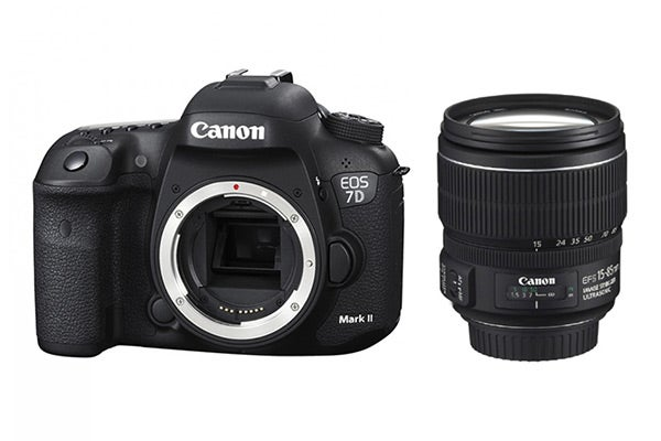 DSLR Cameras - Canon EOS 7D Mark II DSLR Camera with 15-85mm Lens Kit