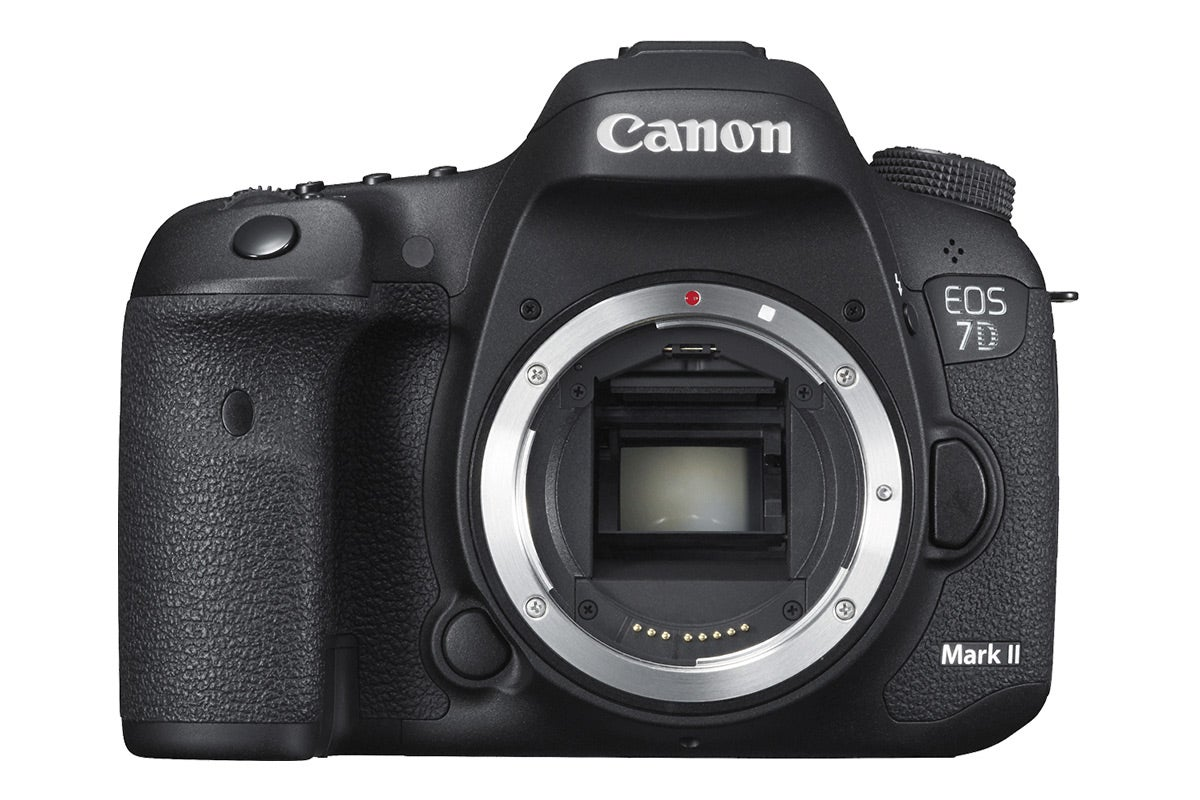 DSLR Cameras - Canon EOS 7D Mark II DSLR Camera (Body Only)