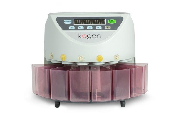Kogan Coin Sorter & Counter