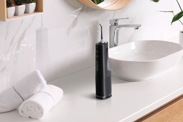 Kogan Cordless Advanced Water Flosser (Black)