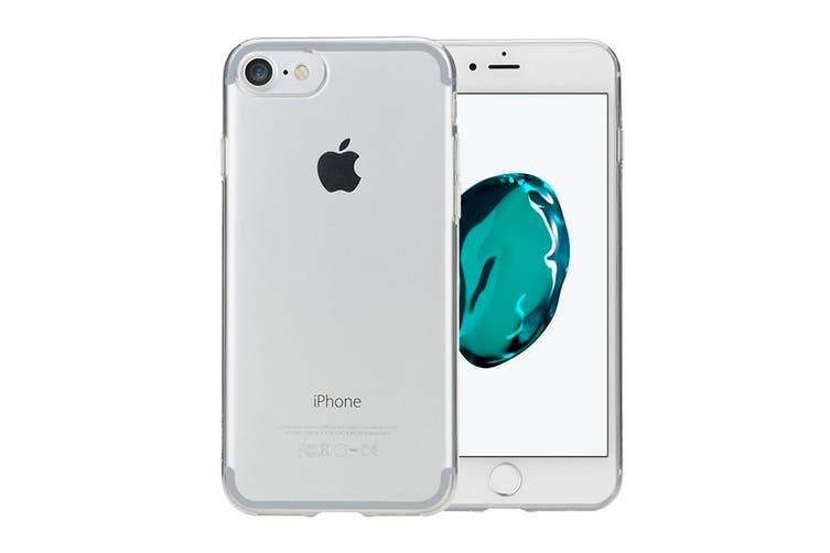 Ultra Slim Clear Case for iPhone 7/8