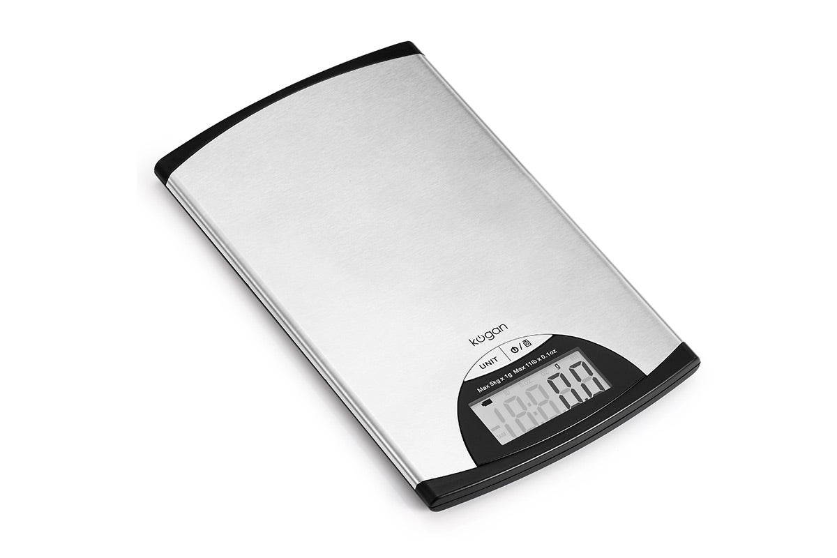Scales (Kitchen) - Kogan Slim Digital Kitchen Scales