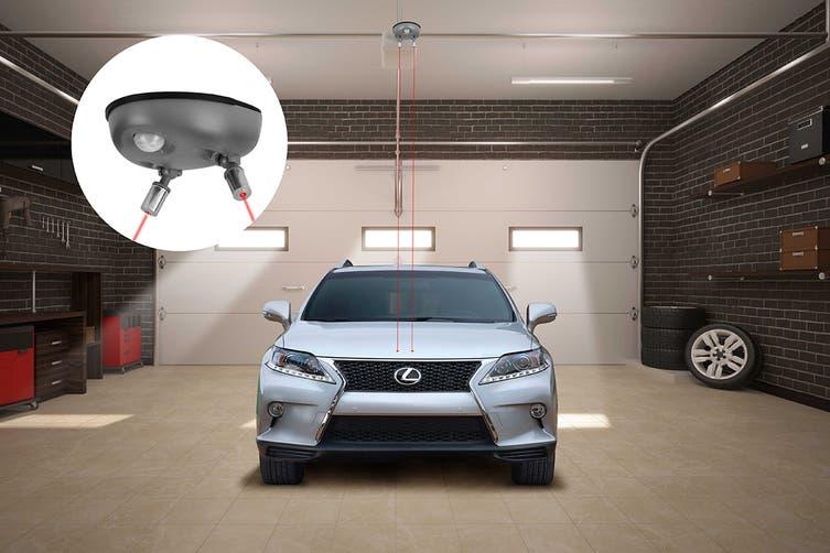 Dual Laser Garage Parking Guide