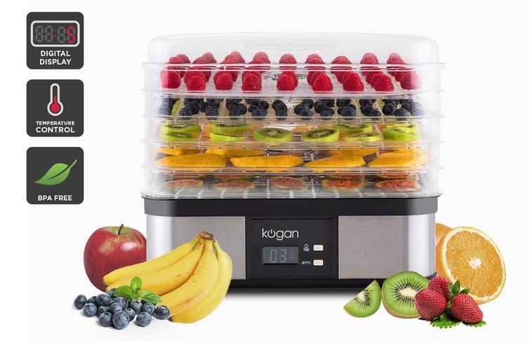Kogan Electric Food Dehydrator