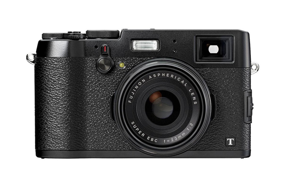 Compact Digital Cameras - Fujifilm X100T Digital Camera (Black)