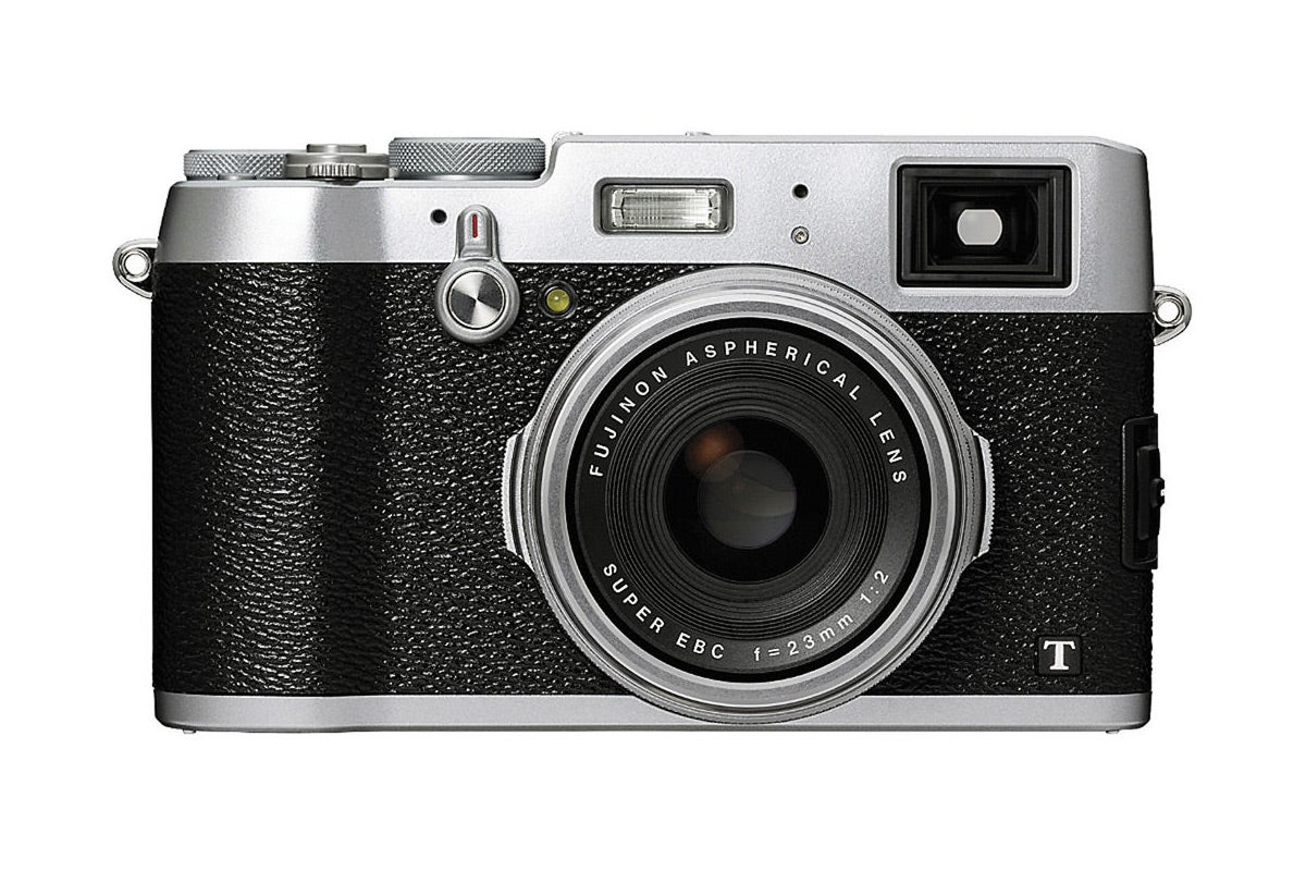 Compact Digital Cameras - Fujifilm X100T Digital Camera (Silver)