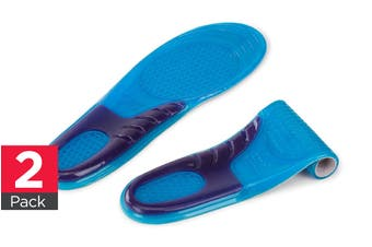 Bella Vita Sports Gel Insoles (Women's) - 2 Pack
