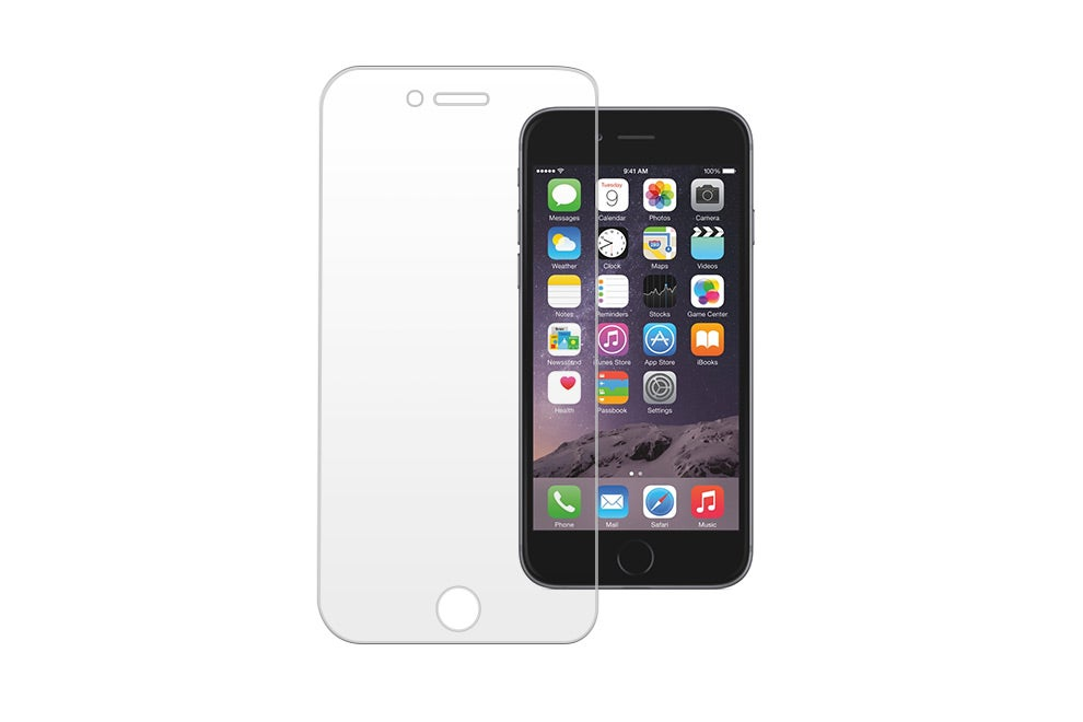 Screen Protectors - Kogan Premium Tempered Glass Screen Protector for iPhone 6