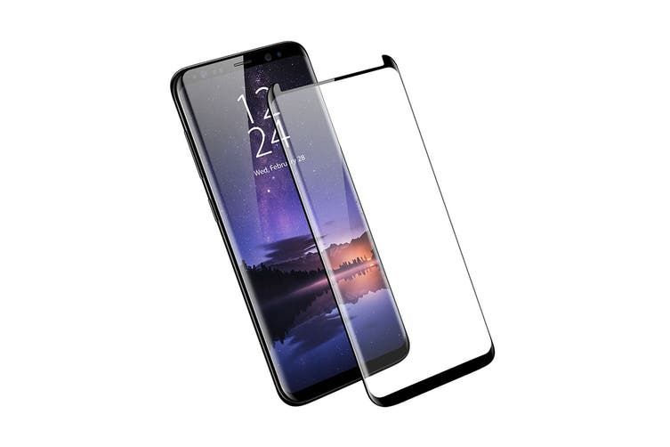 Case Friendly Premium Tempered Glass For Samsung Galaxy S9